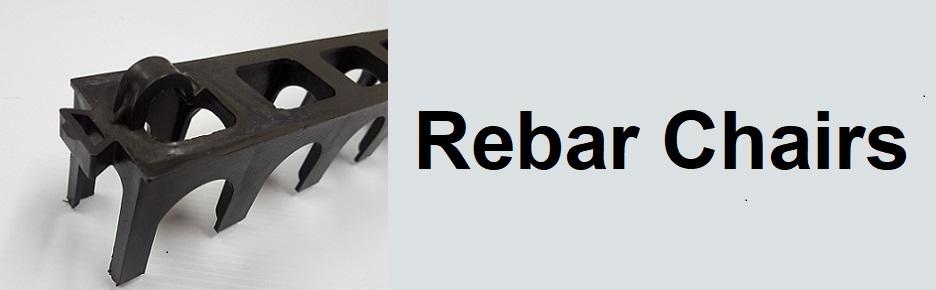 plastic chair spacers, rebar spacers, cover blocks, cement ...